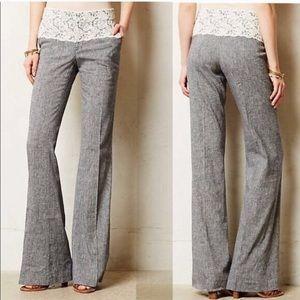 Elevenses Brighton Trouser w/ white lace